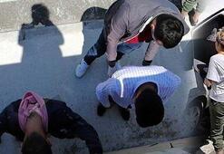 Yasağa rağmen gezmeye çıkan 4 kişiye 12 bin 888 lira