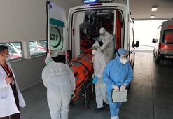 Emrullah Gülüşken ve üç çocuğu, Ankara Şehir Hastanesine getirildi