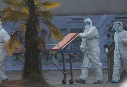 Vuhan'da koronavirüs nedeniyle hastanede yatan hasta kalmadı