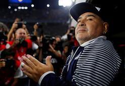 Maradona futbolu özledi 4 gözle bekliyorum