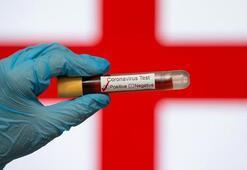 İngiltere'de son 24 saatte korona virüsten 413 kişi öldü