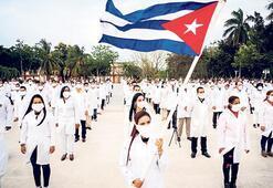 Küba'dan Afrika'ya doktor