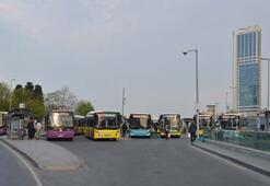 İstanbulda yasak sonrası ilk sabah...