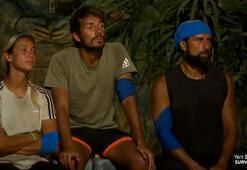 Survivor 2020 eleme adayları kimler oldu Survivorda dokunulmazlığı kim kazandı
