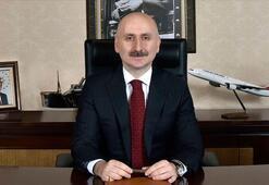 Bakan Karaismailoğlu: Halkalı-Kapıkule demir yolu hattı 2023te hizmete girecek