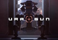 """Yeni Mech oyun Uragun'da makinelere karşı """"Mayın Fırlatıcısı"""" kullanacağız"""