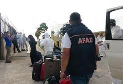 İrandan getirilen 39 kişi, Mardinde yurda yerleştirildi