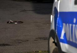 İftar yemeğini eve götürürken silahlı saldırıya uğradı Polis şüphelileri arıyor