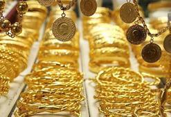 Altın fiyatlarında düşüş sürüyor 29 Nisan Çeyrek, Yarım ve Tam altın fiyatları