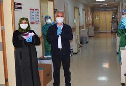 58 yaşındaki karı-koca corona virüsü yendi