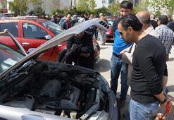 Bayram öncesi ikinci el araç satışları dip seviyede