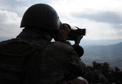 MSB duyurdu Hakurkta 2 PKKlı etkisiz hale getirildi