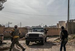 Libyada Hafter milislerine mühimmat taşıyan iki araca hava harekatı