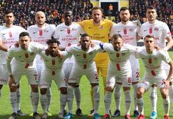 Antalyasporda hedef seriyi sürdürmek