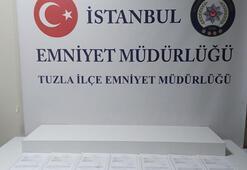 Sahte seyahat izin belgesi ile yolculuk yapan 10 kişi polis denetiminde yakalandı