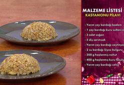 Kastamonu Pilavı tarifi ve malzemeleri Kastamonu Pilavı nasıl yapılır