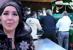 Son dakika haberleri   Nur Yerlitaş son yolculuğuna uğurlandı
