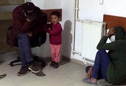 Kırşehirde, köpeğin saldırdığı Afganistan uyruklu çocuk öldü