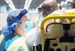 New Yorkta covid-19 yüzünden hastaneye yatışlar yüzde 70 azaldı