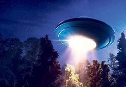 UFO görüntüleri heyecan yarattı