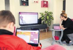 EBA ile 1 milyon öğrenci sınava hazırlandı