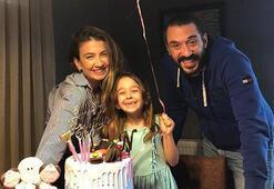 Ceren Benderlioğlu kızının yeni yaşını kutladı