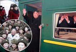 Son dakika | İşte Kim Jong-unun zevk treni: Lüks lezzetler, harem ve eğlence