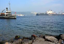 Son dakika haberleri: Çanakkale Boğazını alarma geçiren arıza Bölgedeki gemiler uyarıldı