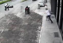 Hırsızlık şüphelisini döven çalışan Şiddete karşıyım ama...