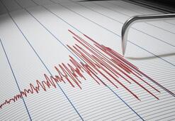 Deprem mi oldu Son depremler neler Muğla ve Elazığda korkutan deprem