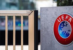 UEFAdan organizasyon güncellemesi