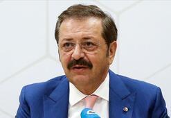 TOBB Başkanı Hisarcıklıoğlu, Dijital Tarım Pazarı tanıtım toplantısında konuştu