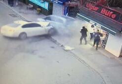 İstanbulda makas terörü Dehşete dürüşen anlar