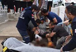 Tartıştığı mahalle halkına av tüfeğiyle ateş açtı: 5 yaralı