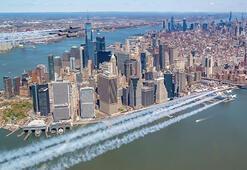 Son dakika... ABD Hava Kuvvetleri paylaştı Savaş uçakları havalandı...