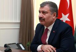 Son dakika haberleri Bakan Fahrettin Koca Türkiyedeki corona virüs vaka ve can kaybı sayısını açıkladı