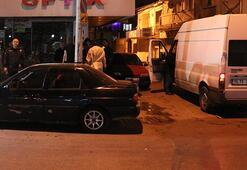 İzmirde sabaha karşı silahlı gasp