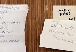 Kars'ta karantina altındaki vatandaşlardan ramazan notları