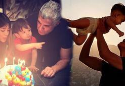 Özcan Deniz Instagramdan paylaştığı videoyla oğlu Kuzeyin doğum gününü kutladı