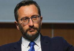 İletişim Başkanı Altundan ABye terörle mücadele tepkisi