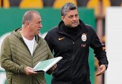 Galatasarayda 2. adam Levent Şahin