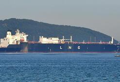 Türkiyenin LNG ithalatı 2019da 1,1 milyon ton arttı