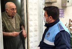 Burhan amca 2 haftalık tedavisinin ardından taburcu oldu