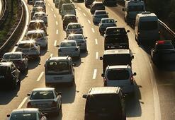 Trafiğe kaydı yapılan taşıt sayısı yüzde 35,6 arttı