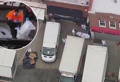 Son dakika haberler   Cenaze evinin önündeki kamyonlardan 100 tane çürümüş ceset çıktı Corona virüs...