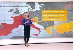 Son dakika: Haritada anlattı Alman televizyonundan Türkiye açıklaması