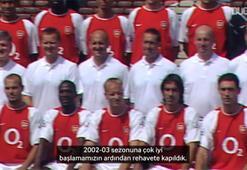 Geçmişe yolculuk: Karşınızda yenilmez Arsenal...