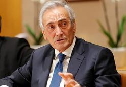 Serie Aya resmi tehdit geldi Gravina: İptal kararı vermeyeceğim