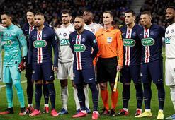 Fransa Ligue 1de PSG şampiyon ilan edildi