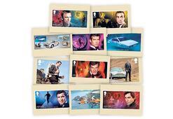 007 James Bond'tan mektup var